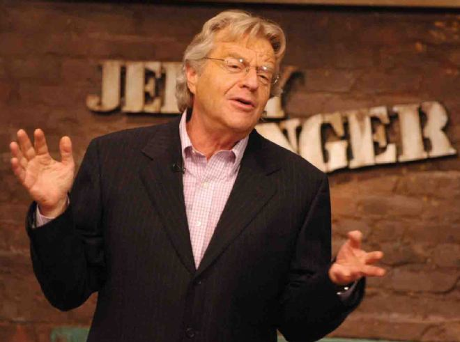 Someone worth fighting for: a lesson from jerry springer