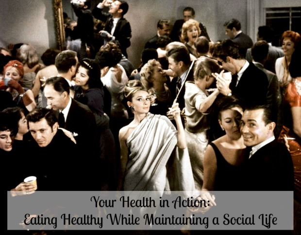 Tips for Eating Healthy While Maintaining Your Social Life