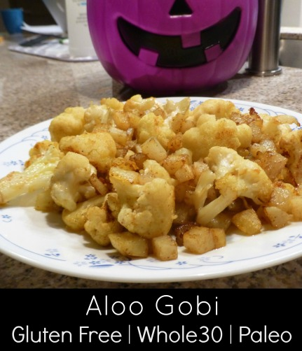Aloo Gobi Recipe - Whole30 Compliant!