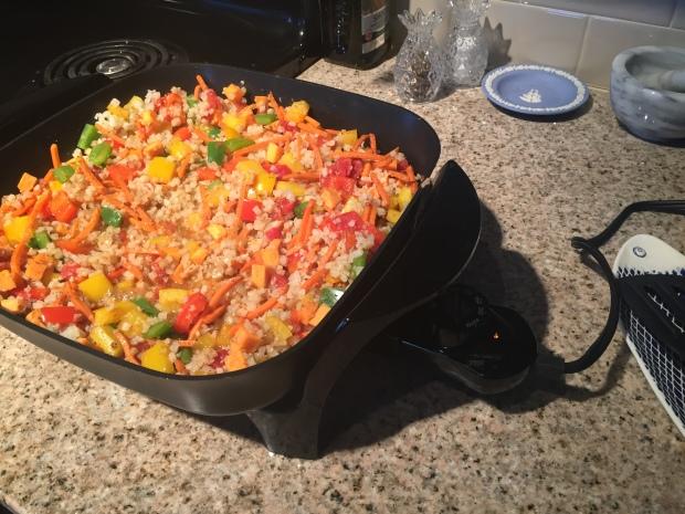 Whole30 Veggie Curry Recipe | So It Must Be True