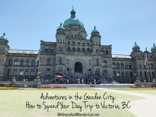 How to Spend Your Day Trip to Victoria, BC